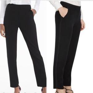 NWT White House Black Market Tux Pants